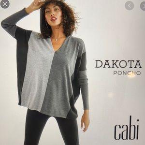 Cabi+Dakota Poncho+Fall 2020+Size Small